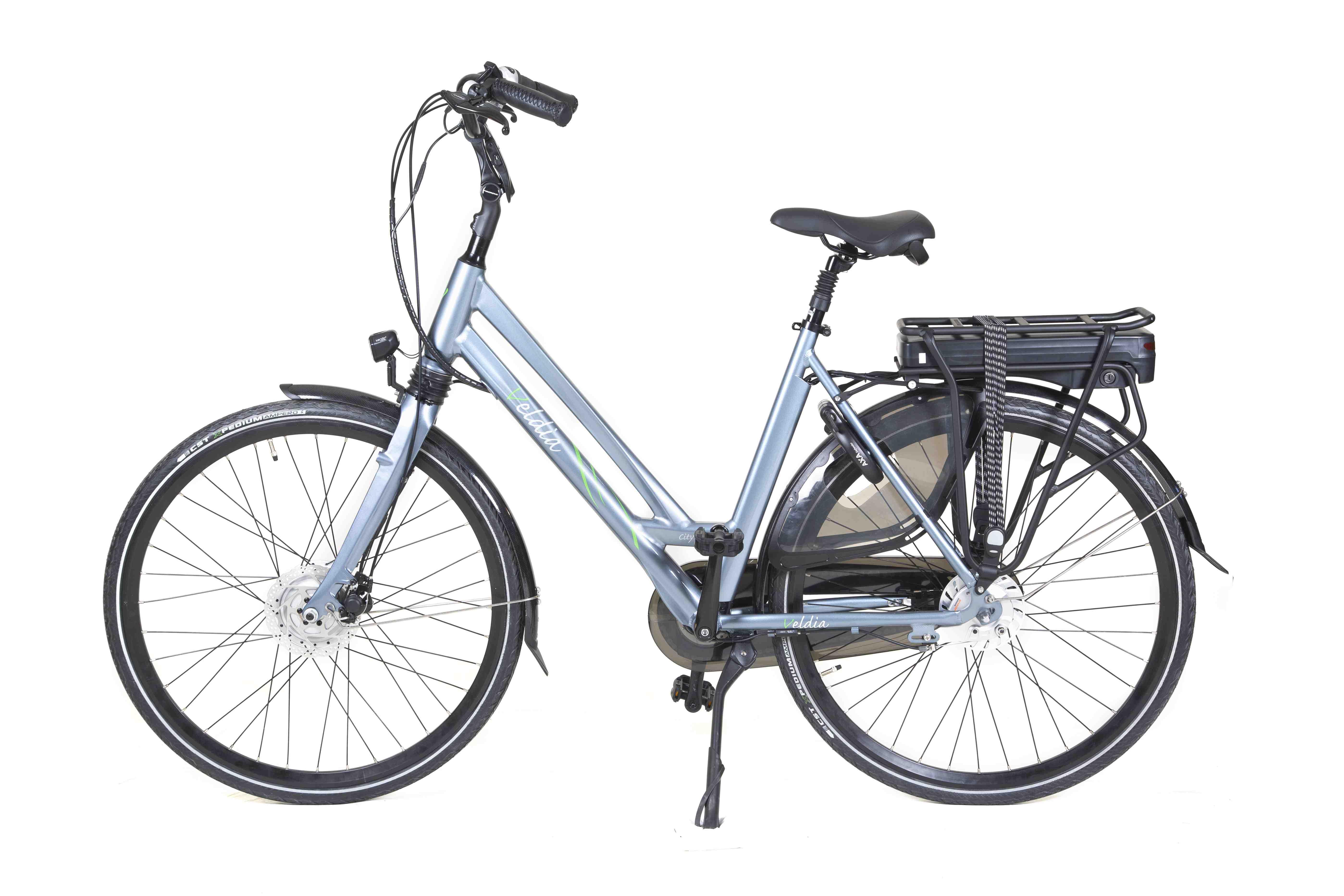 Lichte Elektrische Fiets : Elektrische fietsen veldia bikes